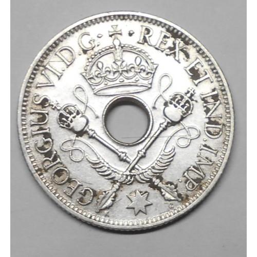 NEW GUINEA 1 Shillings 1945 AG