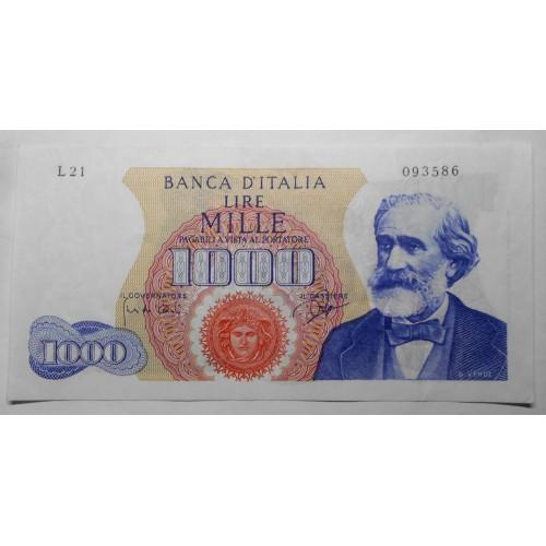 1000 Lire VERDI 14.1.1964