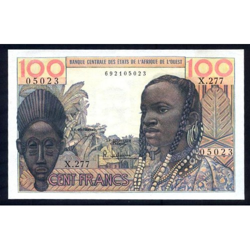 WEST AFRICAN STATES 100...