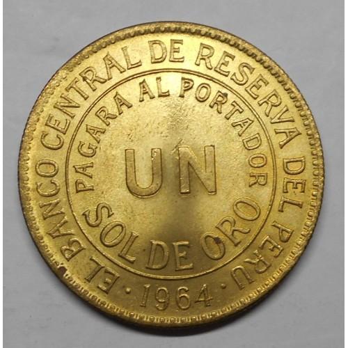 PERU 1 Sol 1964