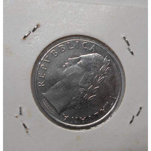 100 Lire 1983 Rovescio 50°...