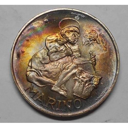 SAN MARINO 500 Lire 1975...