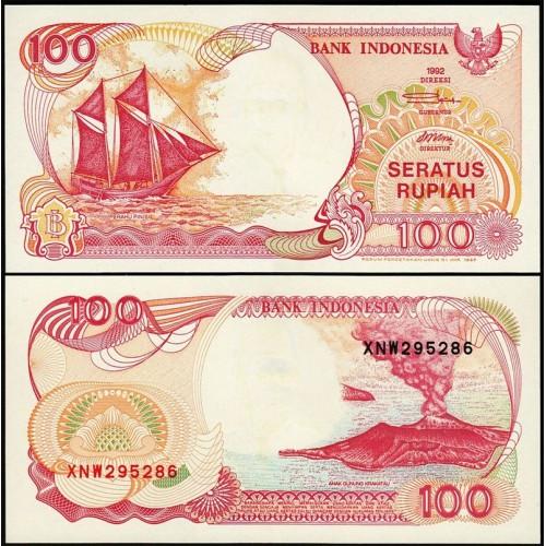 INDONESIA 100 Rupiah...