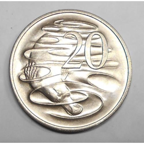 AUSTRALIA 20 Cents 1976
