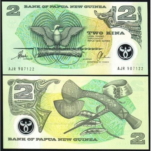 PAPUA NEW GUINEA 2 Kina...