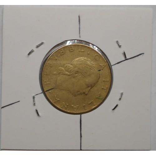 200 Lire 1978 Rovescio...