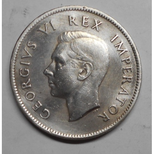 SOUTH AFRICA 2 Shillings...