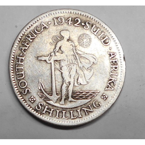SOUTH AFRICA 1 Shilling...
