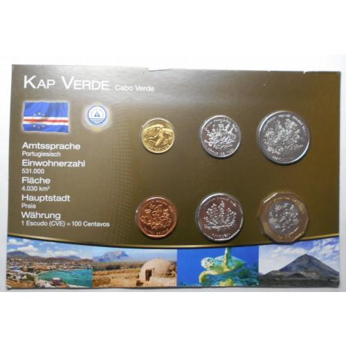 CAPE VERDE Set coin 1994