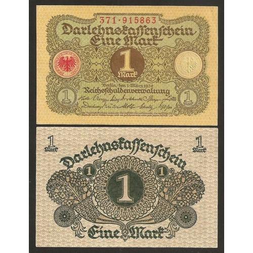 GERMANY 1 Mark 1920