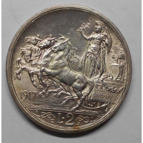 2 LIRE 1917 AG