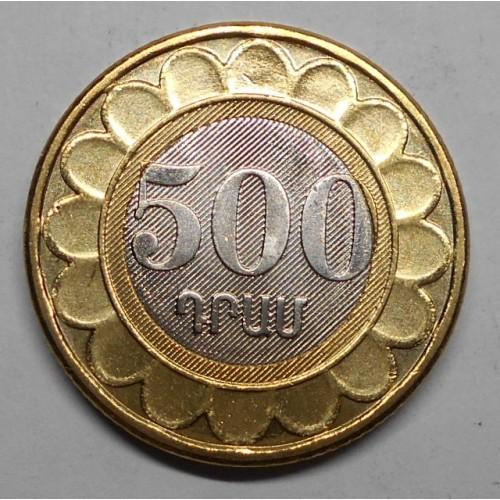 ARMENIA 500 Dram 2003...