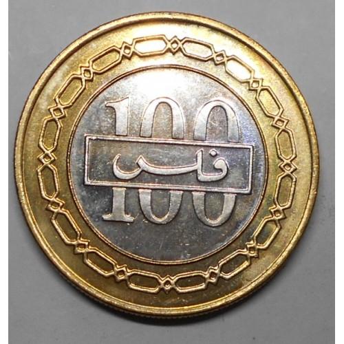 BAHRAIN 100 Fils 2005...