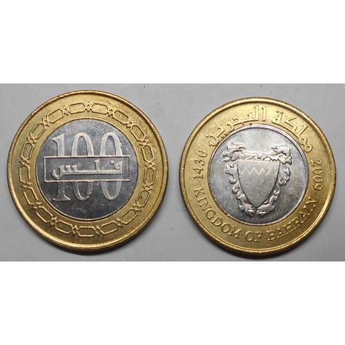 BAHRAIN 100 Fils 2009...