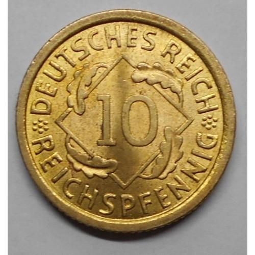 GERMANY WEIMAR REPUBLIC 10...