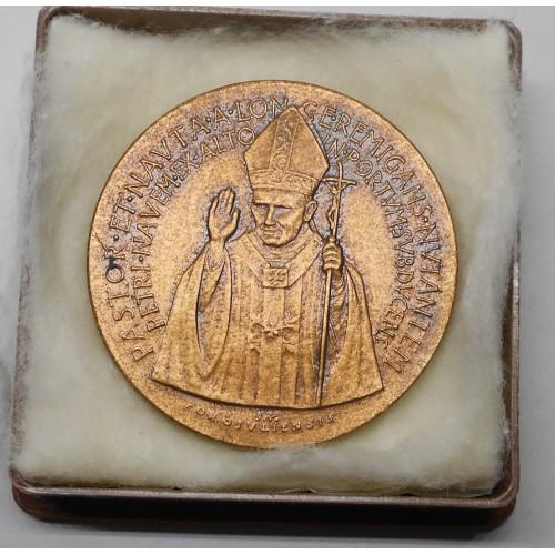 Medaglia GIOVANNI PAOLO II...