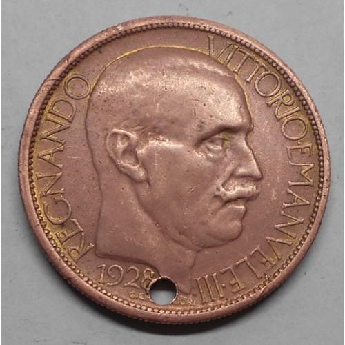 BUONO 2 LIRE 1928