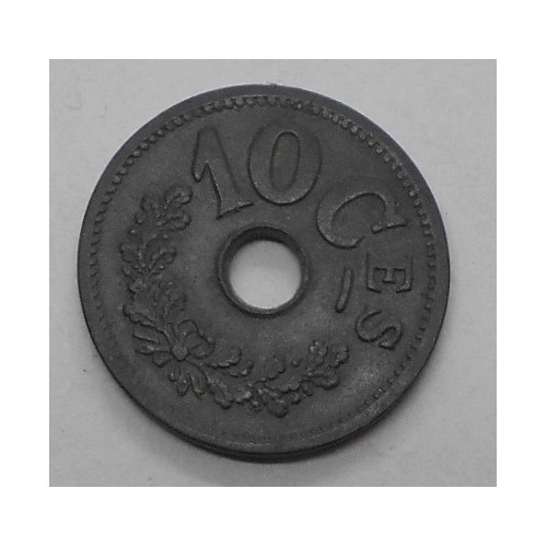 LUXEMBOURG 10 Centimes 1915
