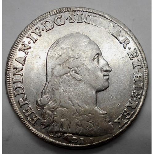 FERDINANDO IV Piastra 1786