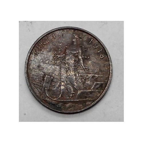 1 Centesimo 1918