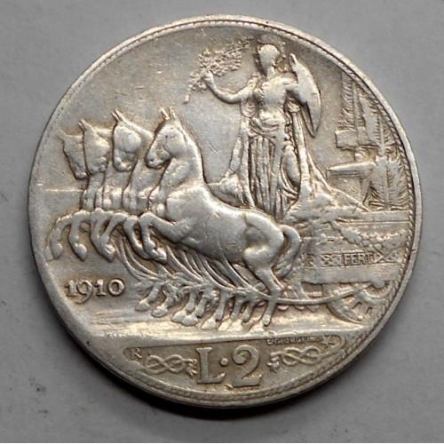 2 LIRE 1910 AG
