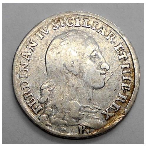 FERDINANDO IV TARI' 1796 AG