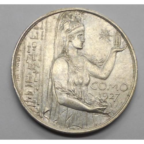 Medaglia Como 1927 1°...