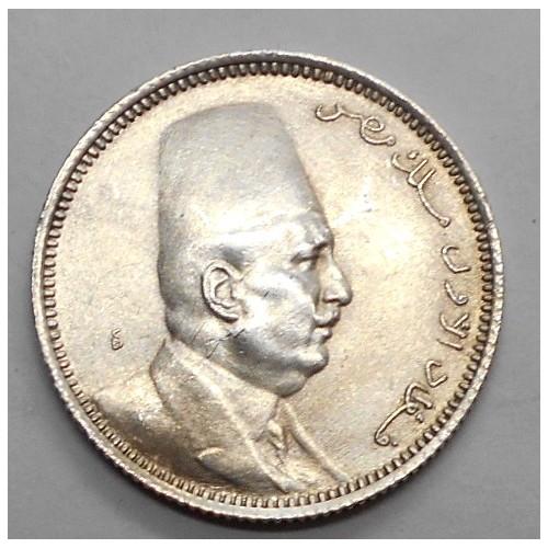 EGYPT 2 Piastres 1923H AG...