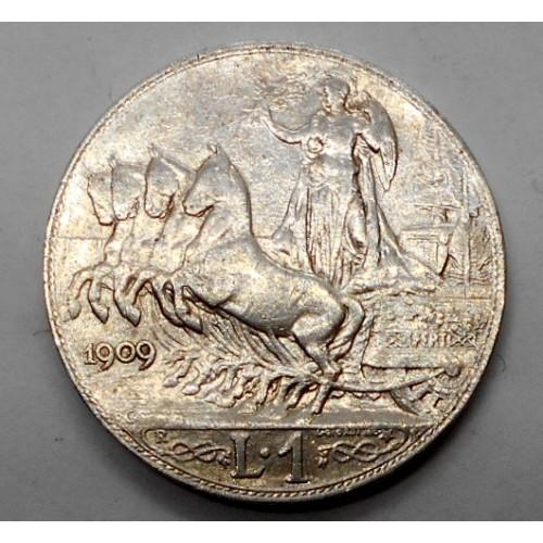 1 LIRA 1909 AG