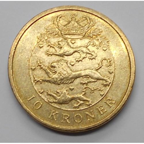 DENMARK 10 Kroner 2006