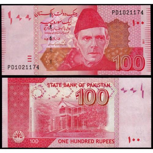 PAKISTAN 100 Rupees 2017