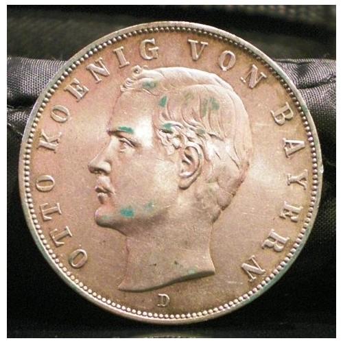 BAVARIA 3 Mark 1912 D