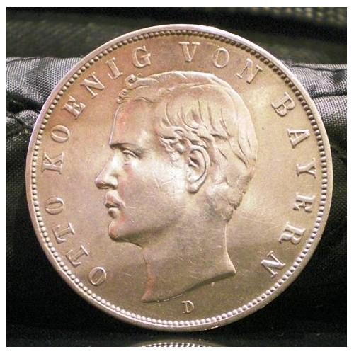 BAVARIA 3 Mark 1909 D
