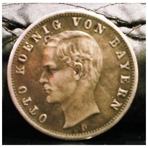 BAVARIA 2 Mark 1904 D