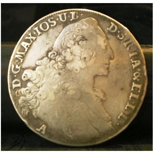 BAVARIA Maximilian III...