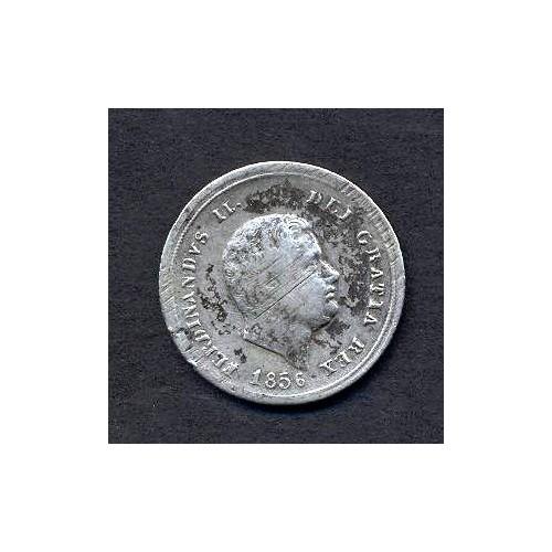 FERDINANDO II CARLINO 1856