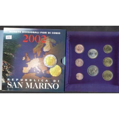 SAN MARINO DIVISIONALE 2002