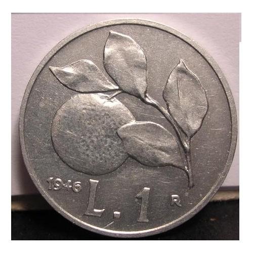 1 LIRA 1946