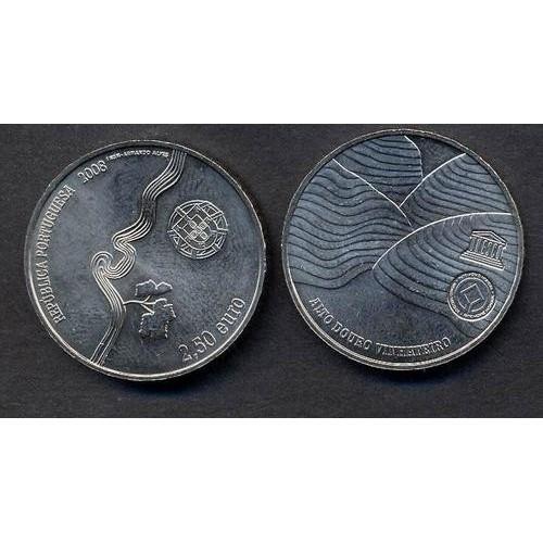 PORTUGAL 2,50 Euro 2008...