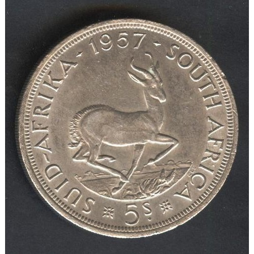 SOUTH AFRICA 5 Shillings...