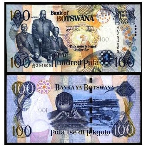BOTSWANA 100 Pula 2005