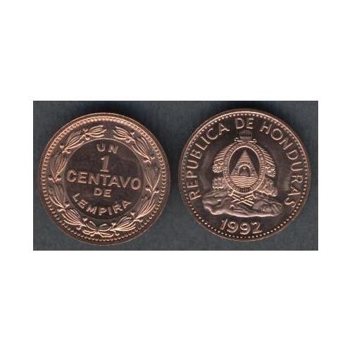 HONDURAS 1 Centavo 1992