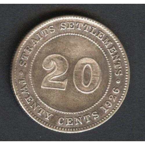 STRAITS SETTLEMENTS 20...