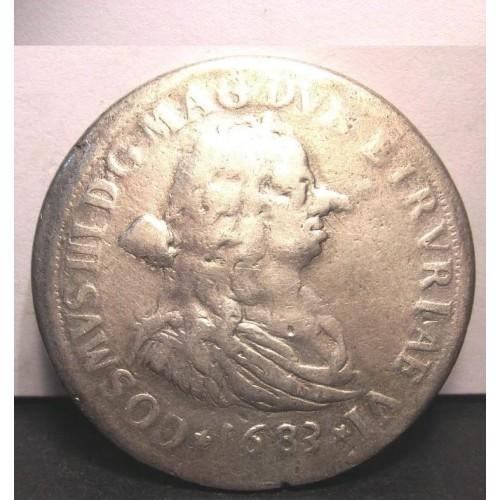 COSIMO III Piastra 1683 AG