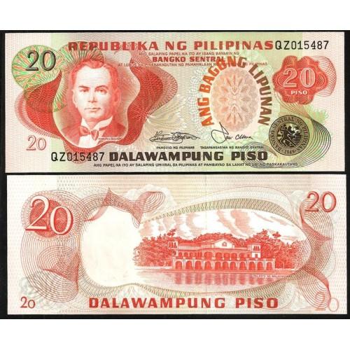 PHILIPPINES 20 Piso 1978