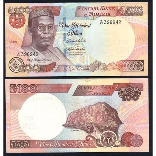 NIGERIA 100 Naira 2009