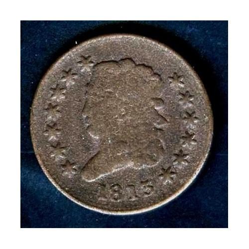 USA Classic Head 1 Cent 1813