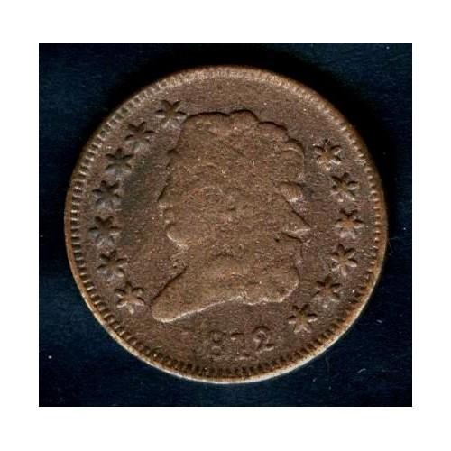 USA Classic Head 1 Cent 1812