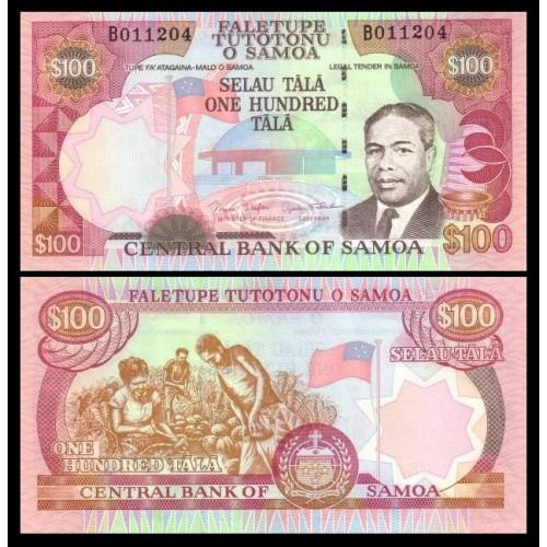 WESTERN SAMOA 100 Tala 2006