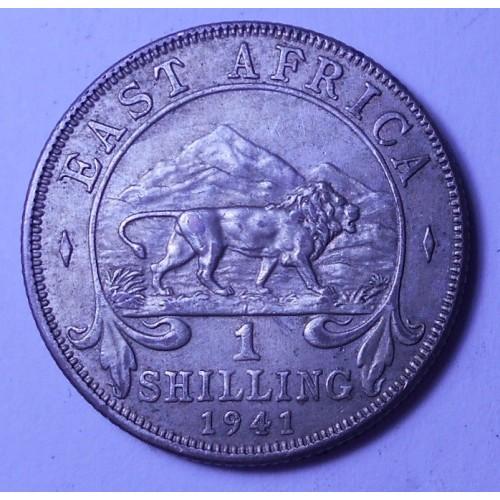 EAST AFRICA 1 Shilling 1941 AG